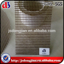 China popular Teflon chips mesh tray , Baking Tray PTFE Oven Mesh Basket