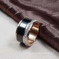 Schicksal Schmuck Kristall von Swarovski Ring Keramik Ring