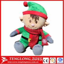 Grosse quantité de jouets mignons en peluche Jouets de Noël jouets en peluche bébé