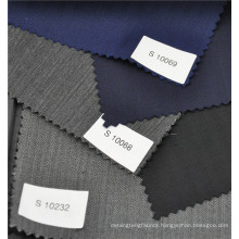 Herringbone hot sale worsted 70%wool 30%polyester suiting fabric in different colors
