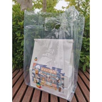 100% Bio-degradable Environmentally Bioplastic Carrier Bags