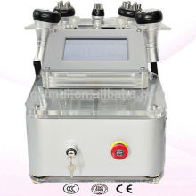 Supersonic tripolar RF&cavitation&Vacuum 40K machine