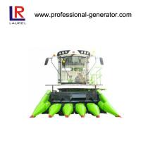 160HP Farming machinery Mini Corn Combine Harvester