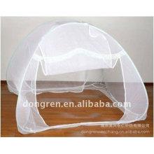 Filet de moustiquaire pliant tente mongolie moustiquaire pliante pour enfants ou adulte