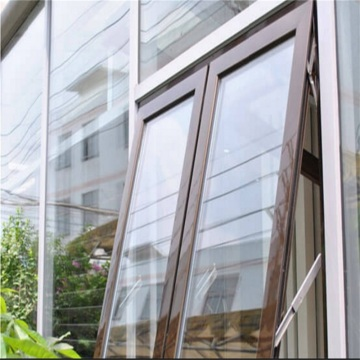 European Style Aluminium Top Hung Casement Windows