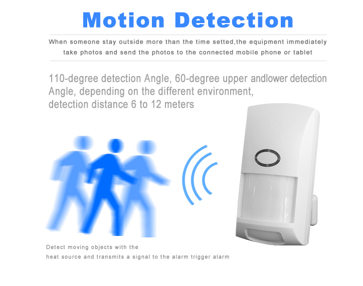 Wireless WiFi Doorbell