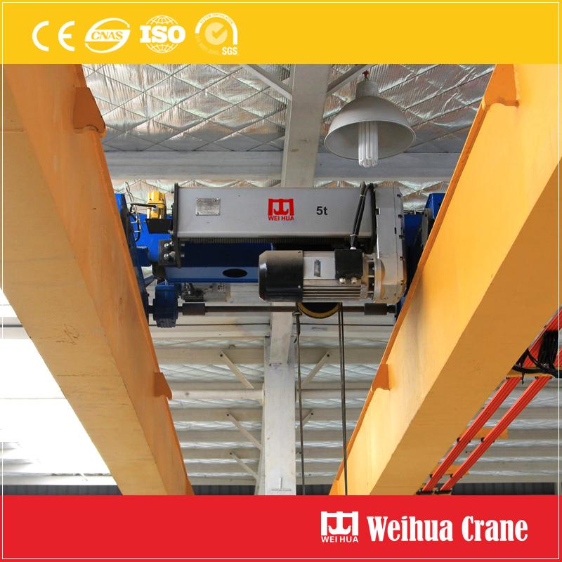 Din Double Girder Overhead Crane
