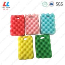 colorful style conducive sponge pad