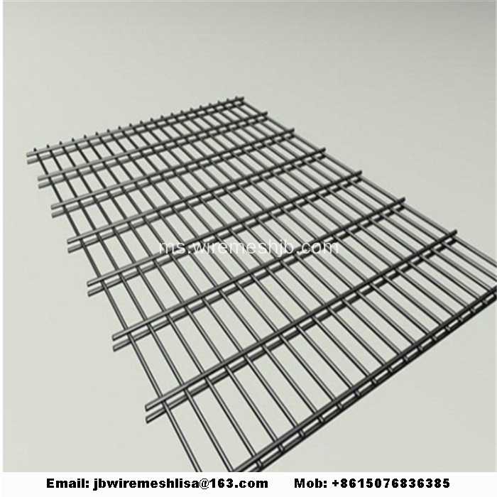 868/656 Double Welded Wire Mesh Pagar