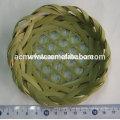 Bamboo Plate Round Tea Tray Bamboo Dinnerware