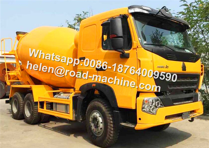 371hp Concrete Mixer Truck