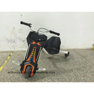 2016 Most Fashionable Drifting Car Kids Scooter 3 Wheel Electric Scooter