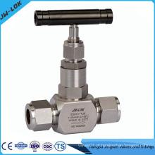 Ss316 válvulas de agulha de alta pressão
