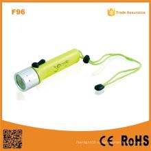 F96 Портативный Xre Q5 Ipx8 Водонепроницаемый высокой мощности Дайвинг светодиодный фонарик