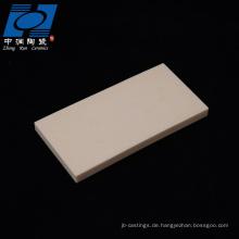 Brennplatten aus Aluminiumoxid-Keramik-Rechteck