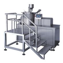 High quality SS304 wet fertilizer mixer granulator machine