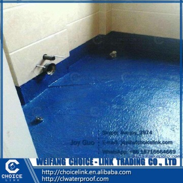 environment-friendly double component PU waterproofing coating