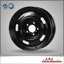 Roue noire de 15 pouces 5 roues de la roue de l'usine professionnelle