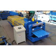 Azulejo esmaltado Color Steel Roof Panel Making Machine