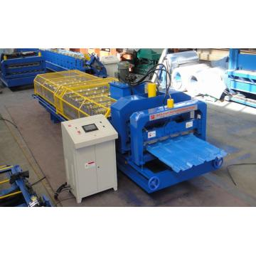 Glazed tile Color Steel Roof Panel Making Machine