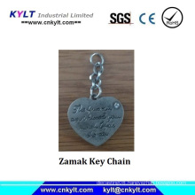 Zamak Key Chain