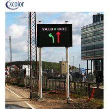 Top Quality Road Crossing Guide Led Traffic Screen