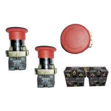 Air Compressor Parts Control Push Button Emergency Stop Switch