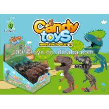 2013 Dinosaurio caliente dulces juguetes