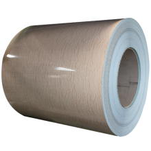 Камень PPGI рулон мрамора зерна оцинкованной стали рулон