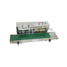 Customized the sealing direction band sealing machine with coder FRD-1000