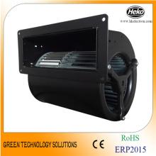 133mm 220V EC Ventilation industrial centrifugal exhaust blower fans for air ventilation