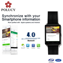 Nuevo modelo con cámara SIM tarjeta Smart Watch de mayorista