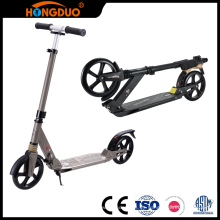 Tamaño Estándar barato adulto mini 2 rueda de pie hasta kick scooter