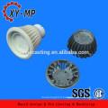 Fonderie en aluminium dissipateur de chaleur LED pour éclairage public rue LED ADC12 dissipateur de chaleur