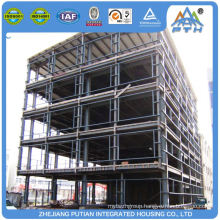 Reliable China supplier commercial prefabricated shopping mall