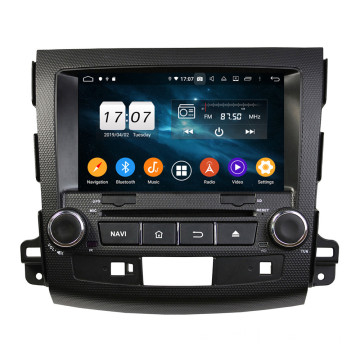 Android Head Units für Outlander 2006-2012