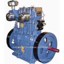 Lister Typ Diesel Motor 20 PS