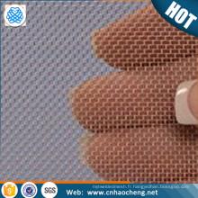 45 50 60 micron N4 N6 courant collecteur pur nickel tissu maille en stock