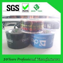 Zwei farbige gedruckte allgemeine gebrauchte BOPP-Packband