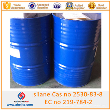 3-Glycidoxypropyltrimethoxysilane Silane No. CAS 2530-83-8