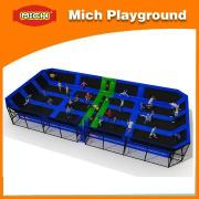 custom made  large size with varies trampoline accessories