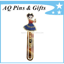 Style chinois Cloisonne Bookmark in Gold Plating (bookmark-004)