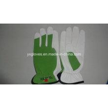 Овец Кожаные Перчатки Овец Кожаные Перчатки-Рабочие Перчатки Безопасности Перчатки Козьей Перчатки
