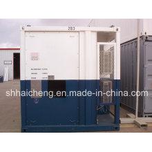 Korrosionsbeständigkeit / Umweltfreundlich / Wind und Erdbeben Widerstand Container House