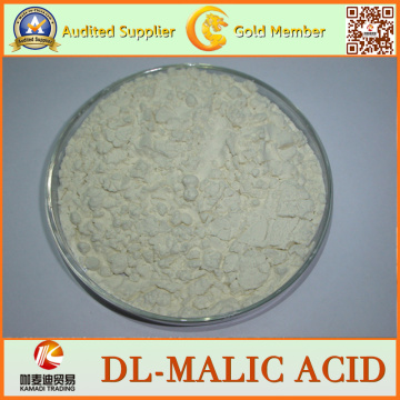 High Quality Best Price China Supplier CAS No. 617-48-1 Dl-Malic Acid