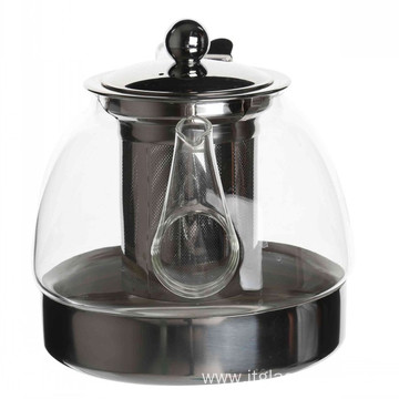 2017 Best Sales Glass Teapot