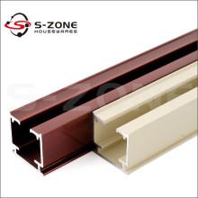 customization aluminum rail curtain for home decors