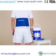 Tratamiento para el dolor de espalda Terapia física para el resfriado