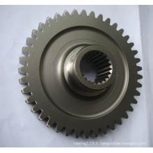 Engrenages à engrenages coniques / engrenages droits / engrenages / engrenages coniques en spirale