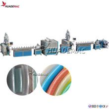 Soft PVC Fiber Reinforced Garden Hose Making Machine